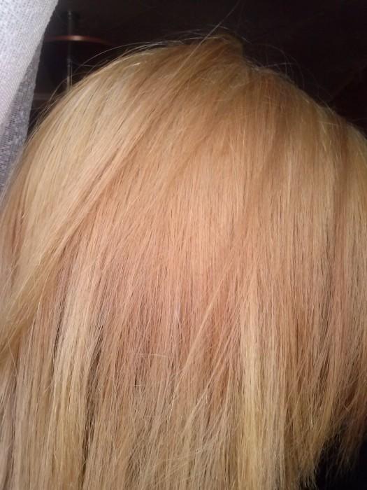 Эстель 9.0 на волосах фото