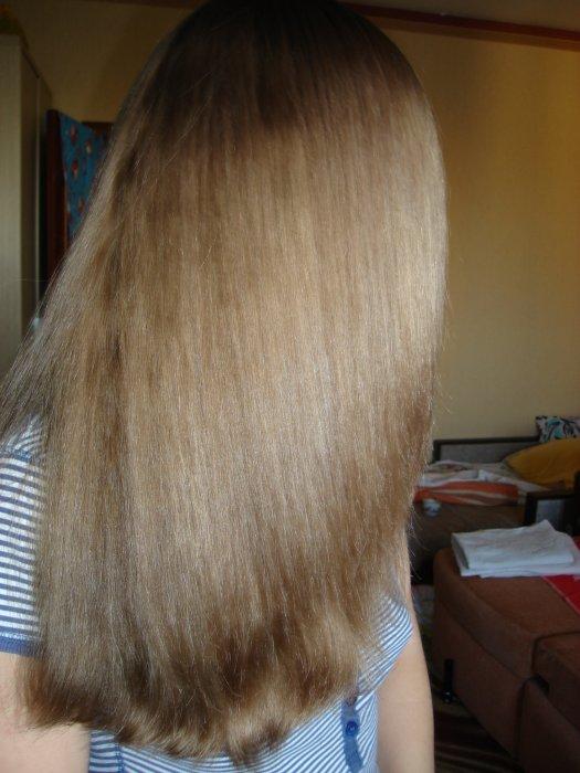 можно ли обесцвеченные волосы покрасить в темно русый