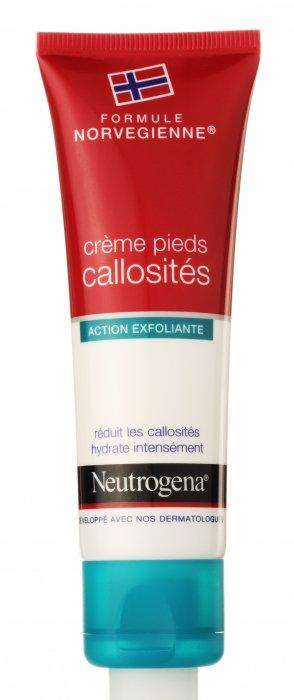 Neutrogena Creme Pieds Callosites инструкция - фото 3