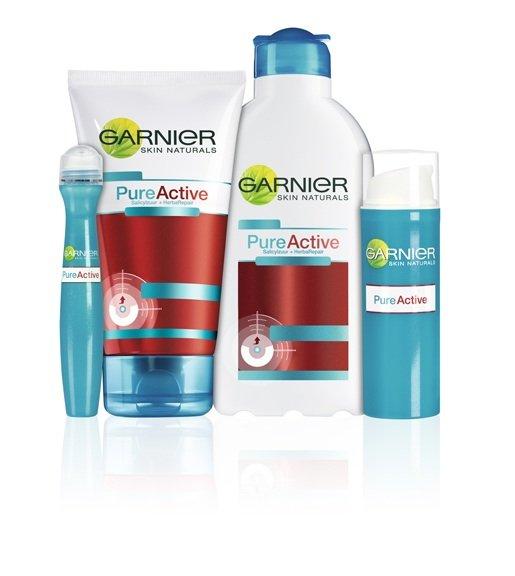 pure active exfo brusher garnier
