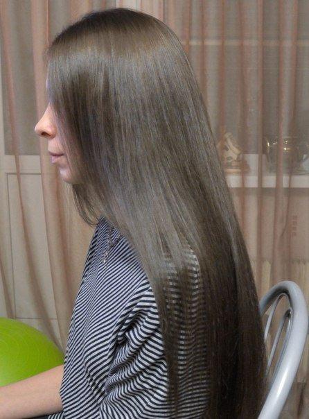 Уровень 6 цвет волос