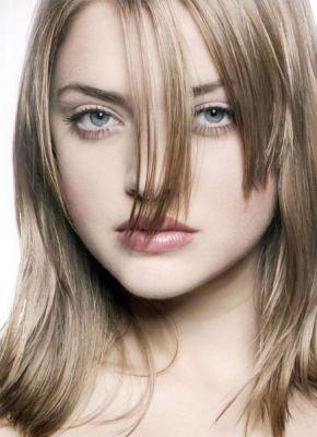 Как добиться холодного русого оттенка волос