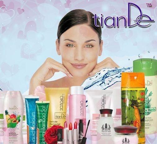 Тиан де косметика каталог