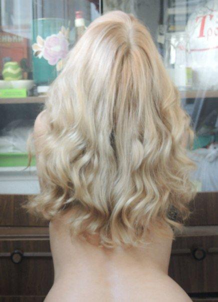 Краска капус сколько держать на волосах