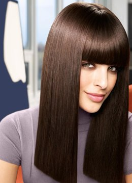 какао цвет волос фото