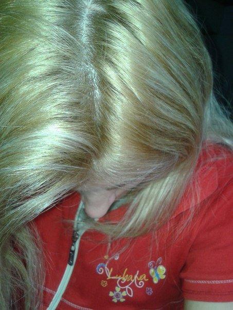 Чем закрасить зеленый цвет волос