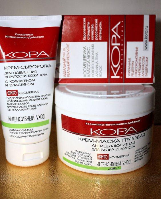 Лучшие средства для подтяжки кожи тела