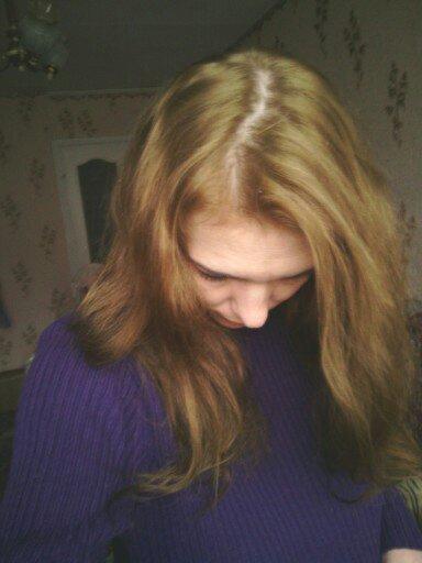 Зеленый оттенок на волосах как убрать