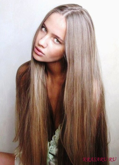 Русо-пепельный цвет волос в домашних условиях