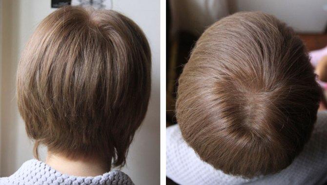 Капус 7.81 фото на волосах отзывы