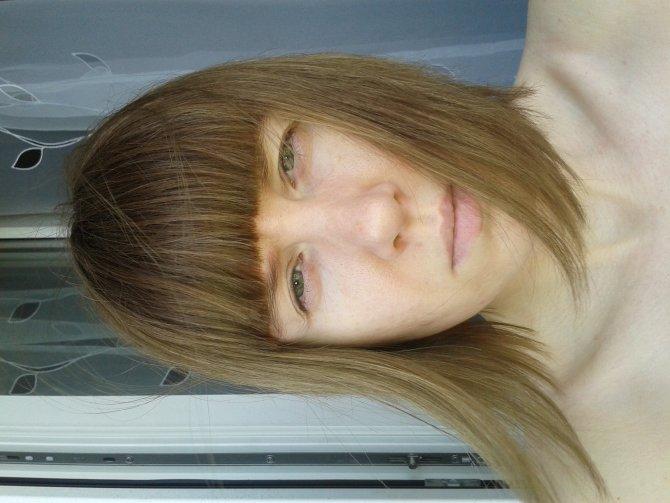 9.1 цвет волос фото