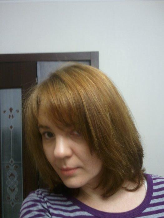Закрасит ли пепельный цвет рыжие волосы