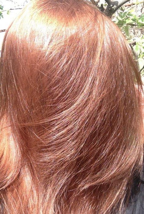 Как красный оттенок убрать с волос в домашних условиях 220