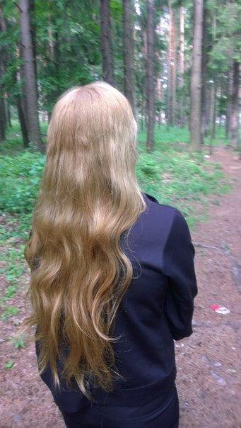 как выровнять рыжий цвет волос