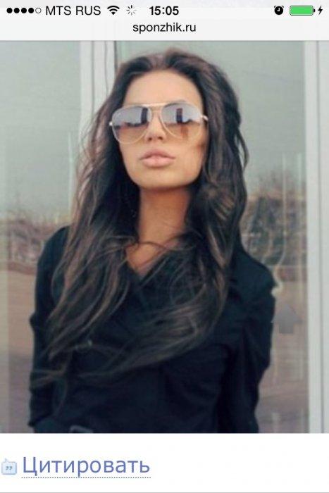 пепельный черный цвет волос фото