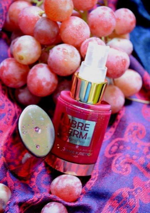 Крем со стволовыми клетками винограда