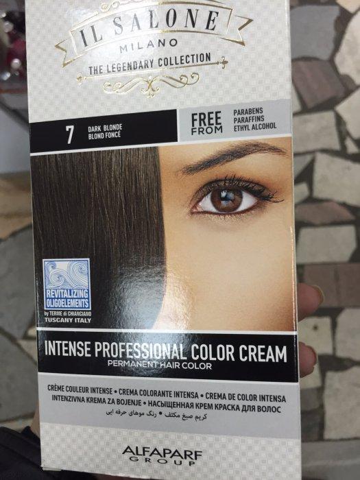 Краска для волос il salone milano