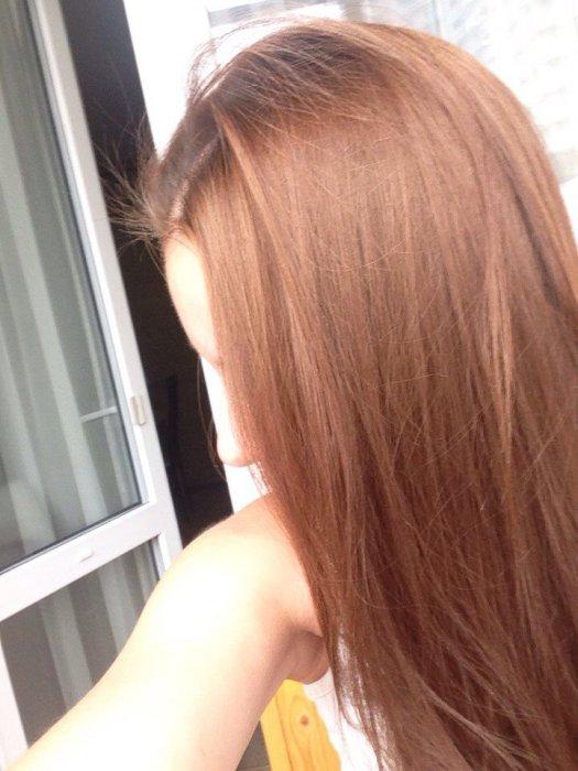 Как убрать рыжину с коричневых волос