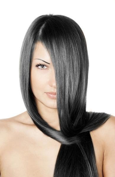 Темно пепельно коричневый цвет волос