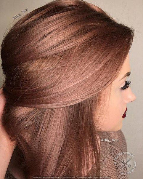 8 уровень цвета волос