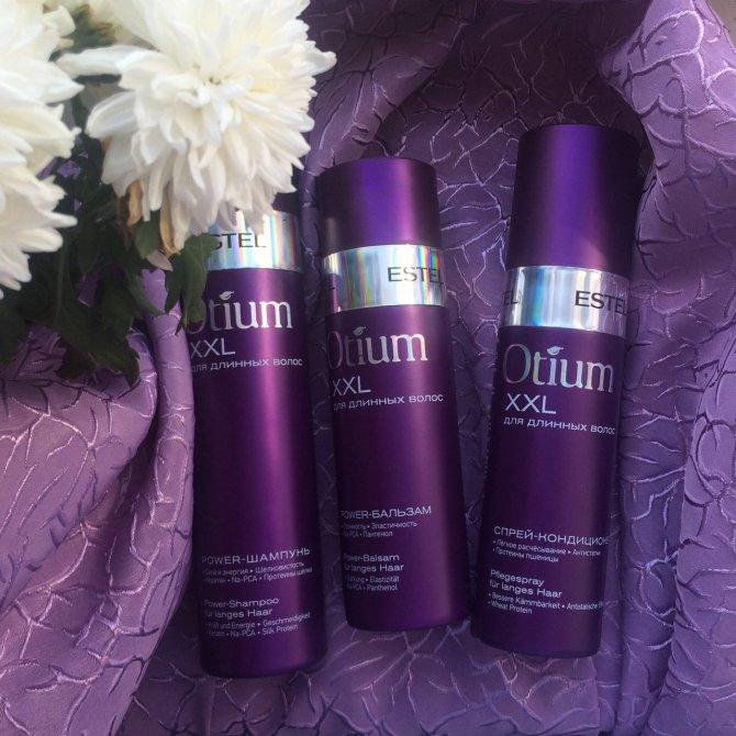 отзывы эстель шампунь для длинных волос