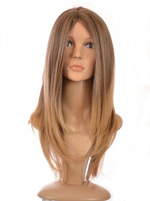 Светлый коричневый блондин цвет волос