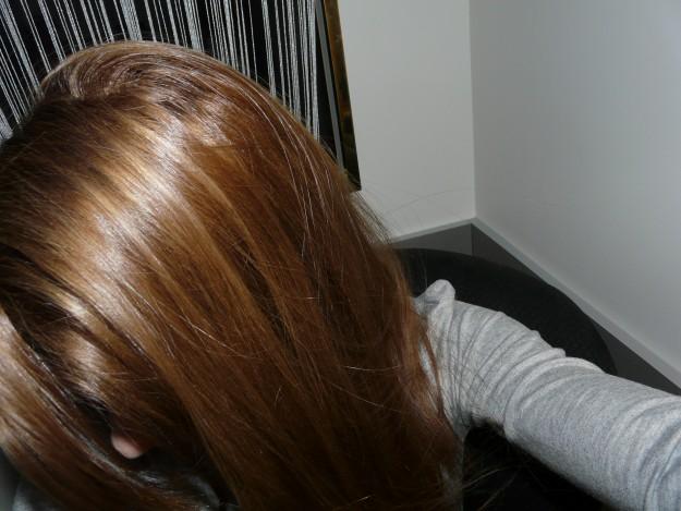 цвет волос графит фото: