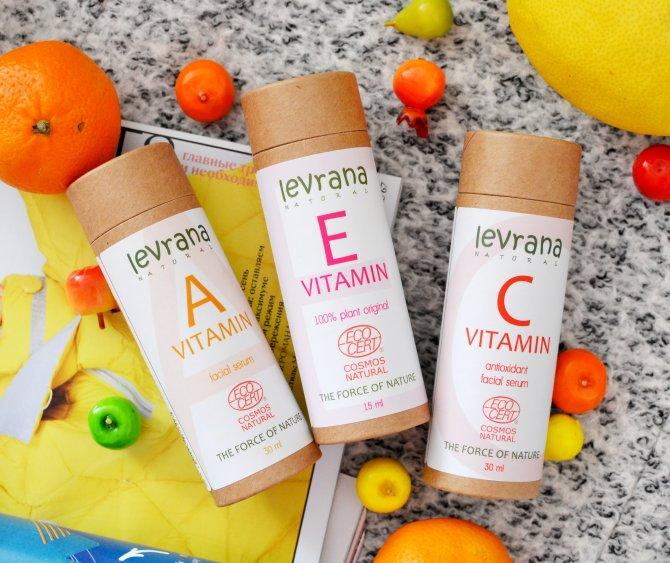 Витамины для косметики купить каталог помад эйвон палитра
